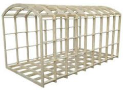Shepherds Hut Frame Kit 6000mm x 2200mm