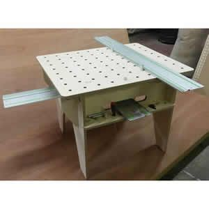 Portable Workbench Router Table (Birch Plywood)