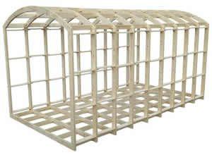 Shepherds Hut Frame Kit 4200mm x 2200mm