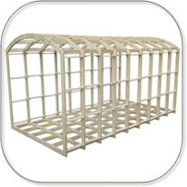 Shepherds Hut Frames